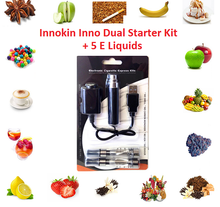 Innokin Express Starter Kit inc 5 x 10ml Liquids Free Delivery £14.99