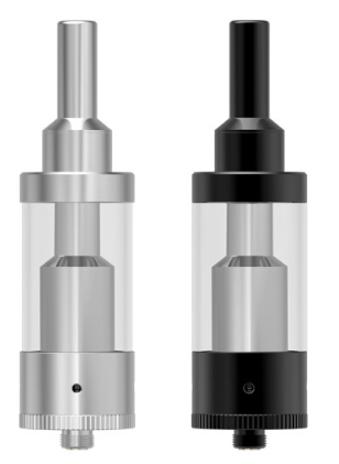 Eleaf Lemo RTA Tank Free Delivery in Black or Stainless Steel