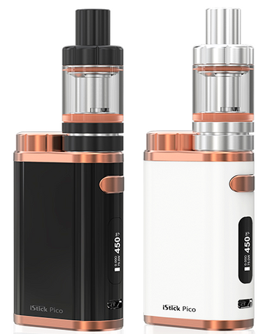Eleaf iStick Pico 75w Starter Kit 50ml Free E Liquid £49.99