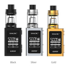 SMOK Q Box Starter Kit Free 30ml Free Delivery