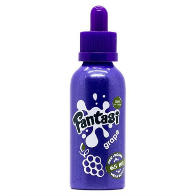 Fantasi Grape E Liquid 50ml by Fantasi (Zero Nicotine)