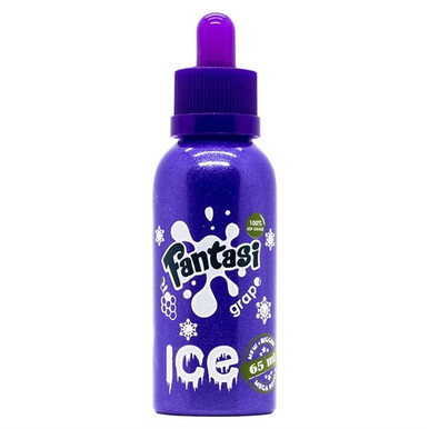 Fantasi Grape Ice E Liquid 50ml by Fantasi (Zero Nicotine)