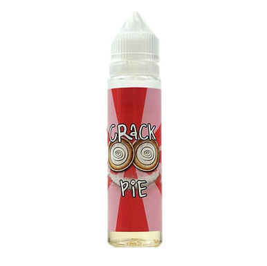Crack Pie E Liquid by Food Fighter Juice Only £14.79 (Zero Nicotine)