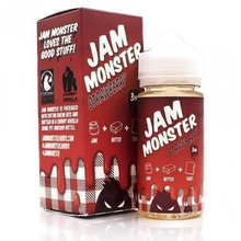 Strawberry Jam Monster Eliquid 100ml by Fresh Juice Co Only (Zero Nicotine & Free Nic Shots)
