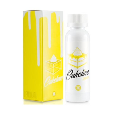 Lemonata EJuice (Zero Nicotine) 60ml By Cakeline E Liquids £20.99