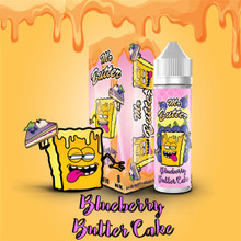 Blueberry Butter Cake E Liquid by Mr Butter Only £15.99 (Zero Nicotine)