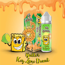 Butter Key Lime Donut E Liquid by Mr Butter Only £15.99 (Zero Nicotine)