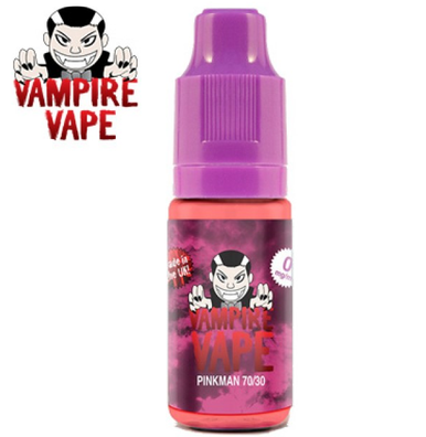 Vampire Vape High VG Pink Man E Liquid 70% VG