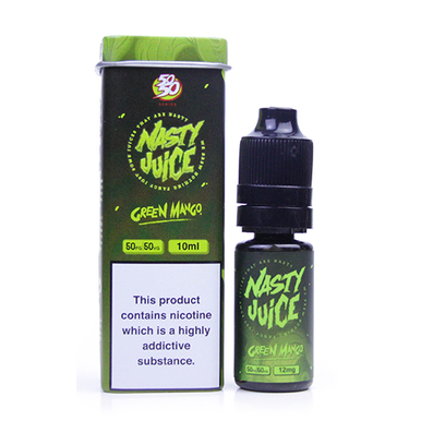 Green Mango Eliquid(Fat Boy) By Nasty Juice