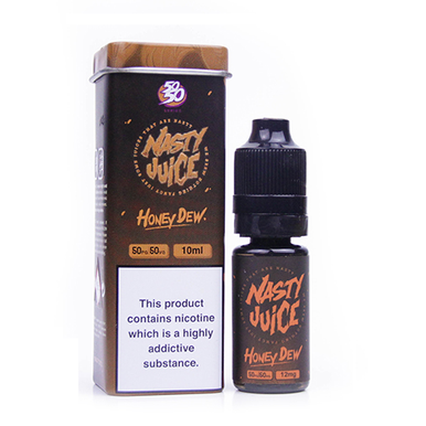 Honey Dew Eliquid(Devil Teeth) By Nasty Juice
