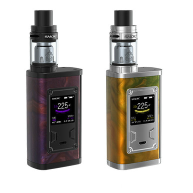 Smok Majesty 225w Resin Vaping Kit Free E Liquid Free Delivery