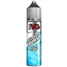 Blueberg Burst E Liquid 50ml by I VG Menthol