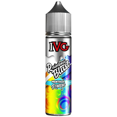 Rainbow Blast E Liquid 50ml by I VG Desserts Range Only £11.99 (Zero Nicotine)