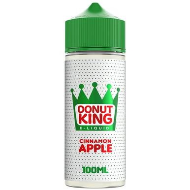 Cinnamon Apple E Liquid 100ml by Donut King