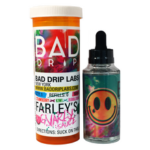 Farley's Gnarly Sauce E Liquid 60ml by Bad Drip Labs Only £16.99 (Zero Nicotine)