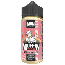 Mini Muffin Man E Liquid 100ml by One Hit Wonder