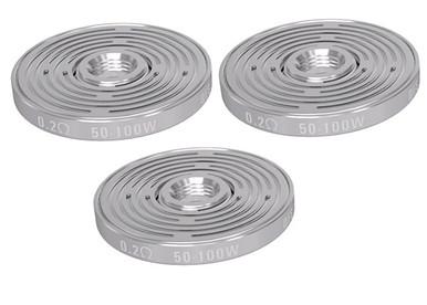 3 Pack Vandy Vape Maze RDA Replacement Coil Heads