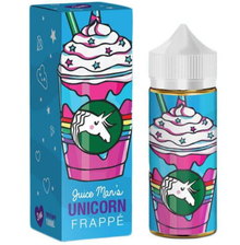 Unicorn Frappe Eliquid 100ml by Juice Man USA (Zero Nicotine)