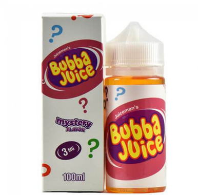 Mystery Bubba Juice by Juice Man USA Only £17.99(Zero Nicotine)