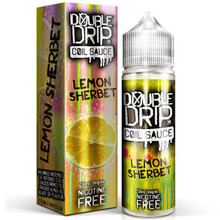 Lemon Sherbet E Liquid 50ml by Double Drip Coil Sauce