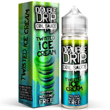 Twisted Ice Cream E Liquid 50ml by Double Drip Coil Sauce