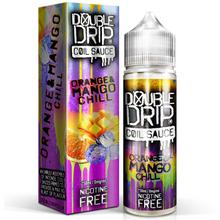 Orange & Mango Chill E Liquid 50ml by Double Drip Coil Sauce