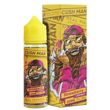 Strawberry Mango Cush Man Shortfill E Liquid 50ml by Nasty Juice