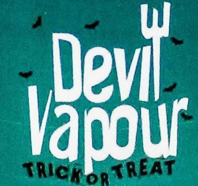 Devil Vapour E Liquid 50ml Short Fill (Zero Nicotine)