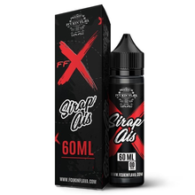 FFX Sirap Ais E Liquid 50ml Shortfill by Fcukin Flava