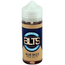 Blue Razz Sour Belts E Liquid 100ml Shortfill by BLTS  (Zero Nicotine & Free Nic Shots to make 120ml/3mg)