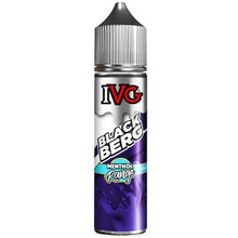 Blackberg E Liquid 50ml by I VG Desserts Range Only £11.99 (Zero Nicotine)
