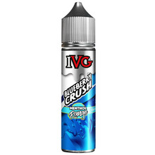 Blueberry Crush E Liquid 50ml by I VG Desserts Range Only £11.99 (Zero Nicotine)