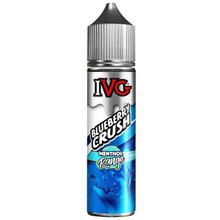 Blueberry Crush E Liquid 50ml by I VG Desserts Range Only £11.99 (Zero Nicotine)