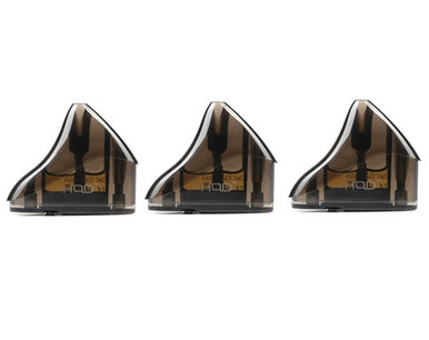 3 Pack Replacement HQD Comma Pod Cartridges