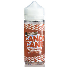 Candy Cane E Liquid 100ml by Dr Frost (Zero Nicotine & Free Nic Shots to make 120ml/3mg)
