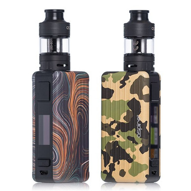 Aspire Puxos 21700 Vape Kit inc Free Liquid Free E Delivery