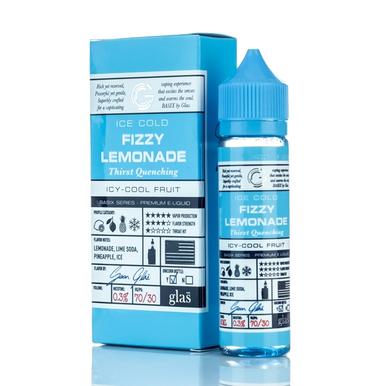Fizzy Lemonade E Liquid 50ml(60ml with 1 x 10ml nicotine shots to make 3mg) by Glas Basix