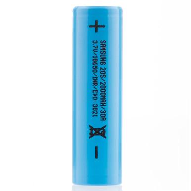 Samsung 18650 20S 2000 mAh 30A Battery