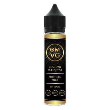 Mother's Milk Shortfill E Liquid 50ml by OMVG (FREE NICOTINE SHOT)