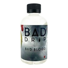 Bad Blood E Liquid 100ml Shortfill By Bad Drip