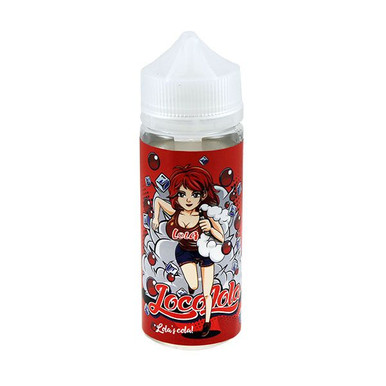 Lola's Cola E Liquid 100ml(120ml with 2 x 10ml nicotine shots to make 3mg) Shortfill by Loco Lola