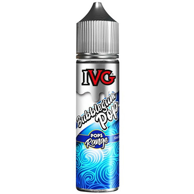 Bubblegum Millions Lollipop E Liquid 50ml (60ml with 1 x 10ml nicotine shots to make 3mg)Shortfill by I VG Pops