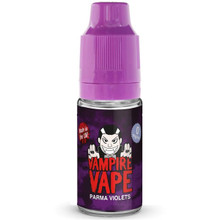 Parma Violets E Liquid 10ml By Vampire Vape