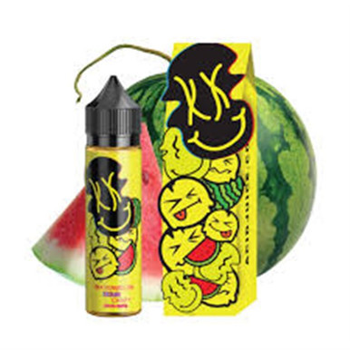 Watermelon Sour Candy Acid Juice 50ml(60ml with 1 x 10ml nicotine shots to make 3mg Shortfill by Nasty Juice