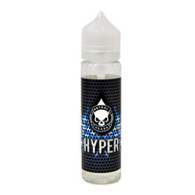 Hyper E Liquid 50ml (60ml with 1 x 10ml nicotine shots to make 3mg) Shortfill by Petrol Heads