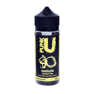 Zestizzle E Liquid 100ml Shortfill By Punk U