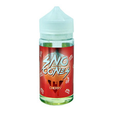 Cherry 80ml (100ml with 2 x 10ml nicotine shots to make 3mg) Shortfill By Sno Cones