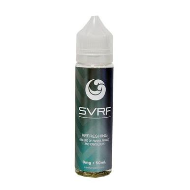 Refreshing E Liquid 50ml (60ml with 1 x 10ml nicotine shots to make 3mg) Shortfill by SVRF