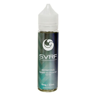 Satisfying E Liquid 50ml (60ml with 1 x 10ml nicotine shots to make 3mg) Shortfill by SVRF