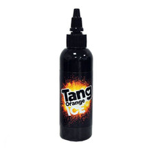 Orange Ice 80ml (100ml with 2 x 10ml nicotine shots to make 3mg) Shortfill By Tang